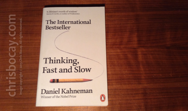 Thinking, Fast and Slow, by Daniel Kahneman (Penguin)