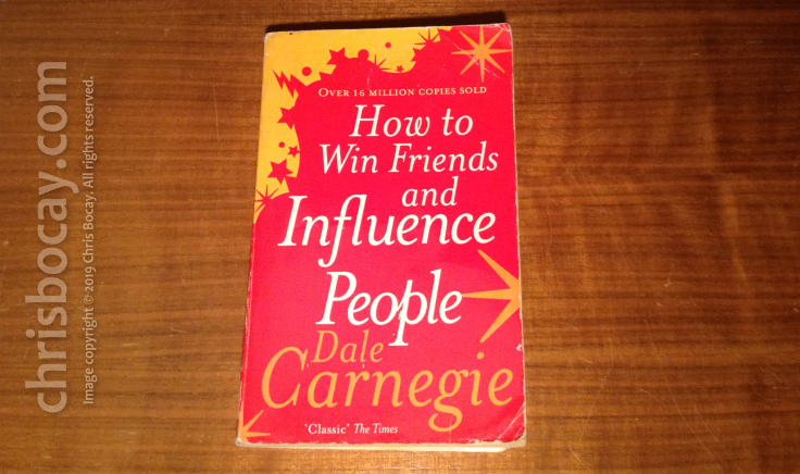 How to Win Friends and Influence People, by Dale Carnegie (Vermilion)